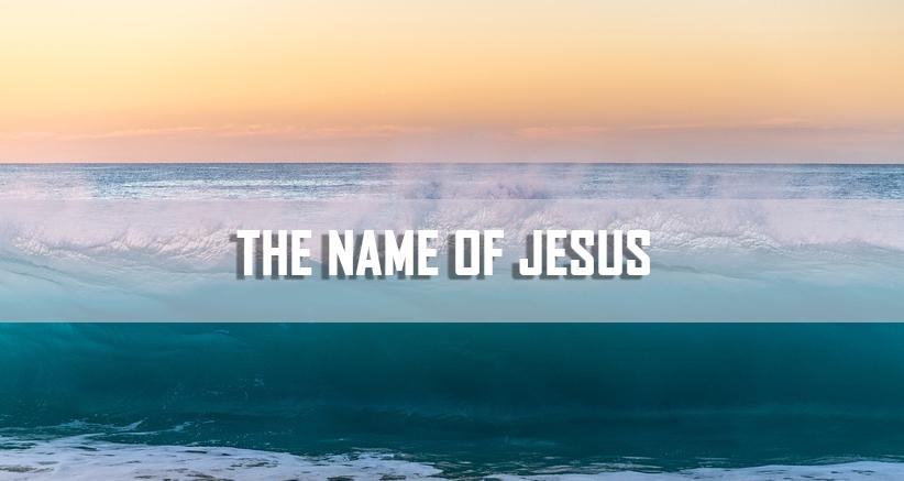 The Name Of Jesus <br/> Vinod Samuel