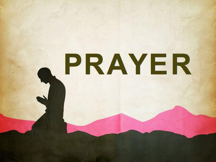 Prayers of Jesus & Paul <br/> Vinod C Samuel