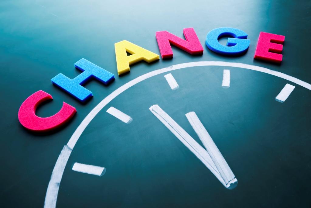 Modus operandi for change