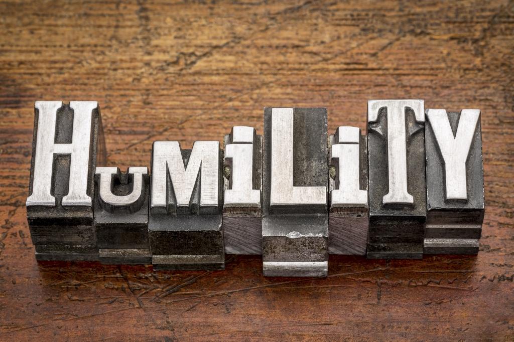 Humility – A Safeguard <br/> Sujith M John