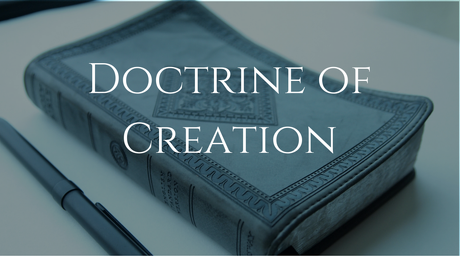 Doctrine of Creation <br/> Sunil Abraham Ninan