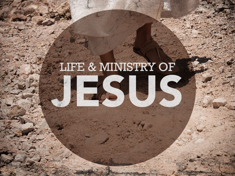 Life and Ministry of Jesus <br/> Jacob K Mathai