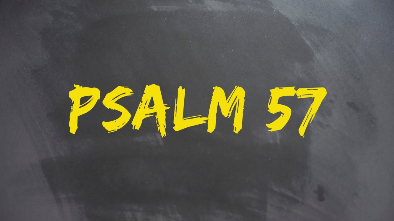 Psalm 57: A Contemplation <br/> Sunil Abraham Ninan