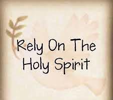 Relying on the Holy Spirit<br/>Vinod Samuel