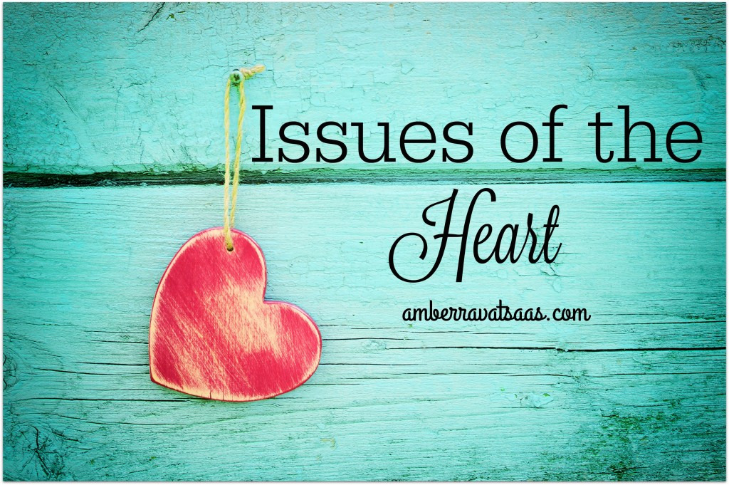 Issues of the Heart<br/>Jacob K Mathai