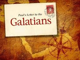 Book of Galatians<br/>John Alex