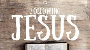 Following Jesus <br/> Jacob K Mathai