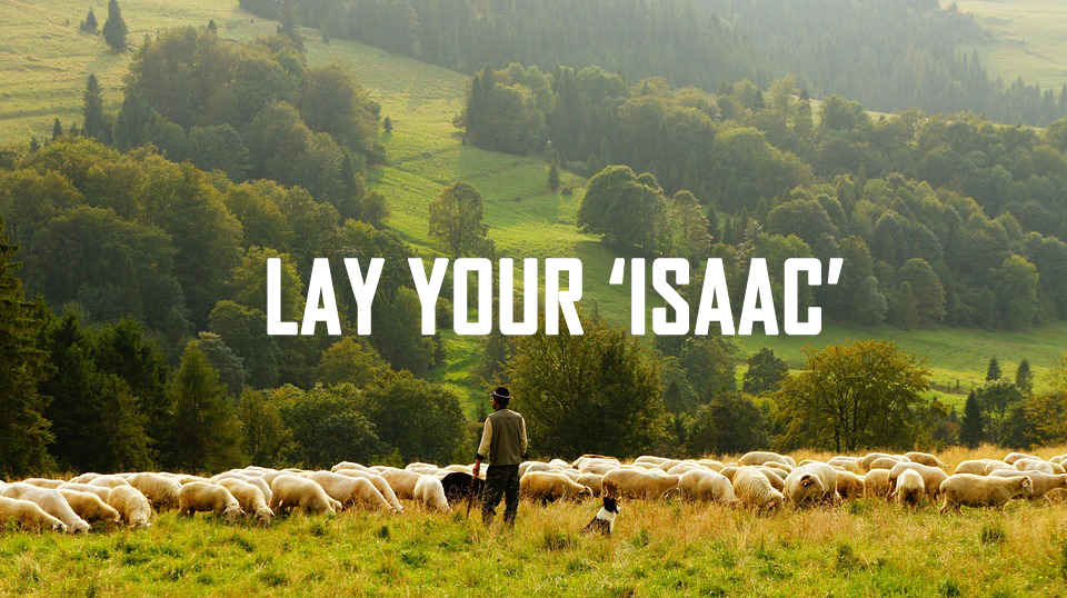 Lay your Isaac <br/> Sunil Abraham