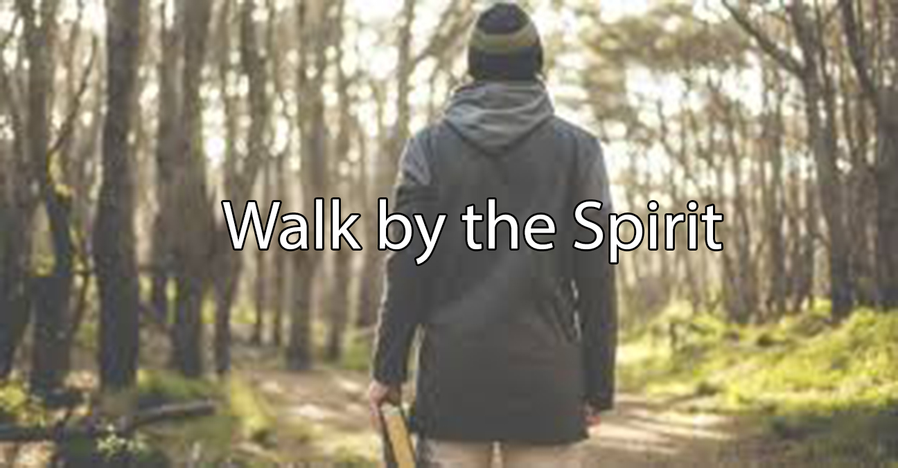 Walk by the spirit part 3<br/>Vinod Samuel