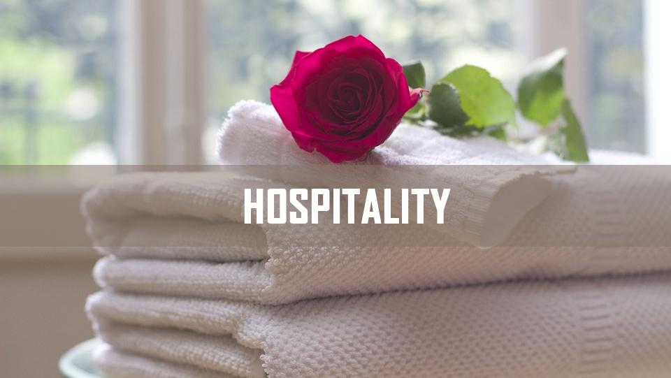 Hospitality <br/> Sunil Abraham