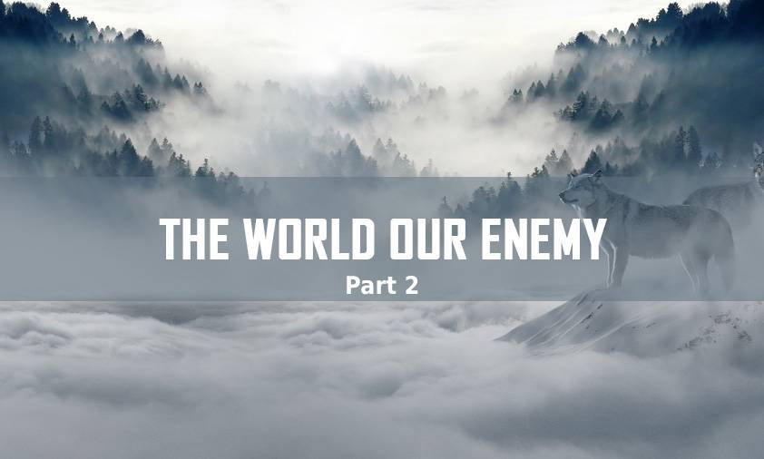 The World Our Enemy Part 2 <br/> Vinod Samuel