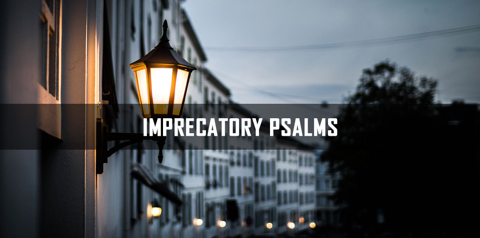 Imprecatory psalms <BR/> Sunil Abraham Ninan