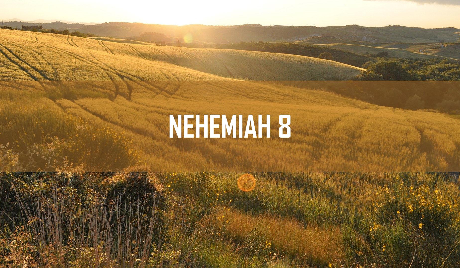 Nehemiah 8 <br/> Mathai John </br>
