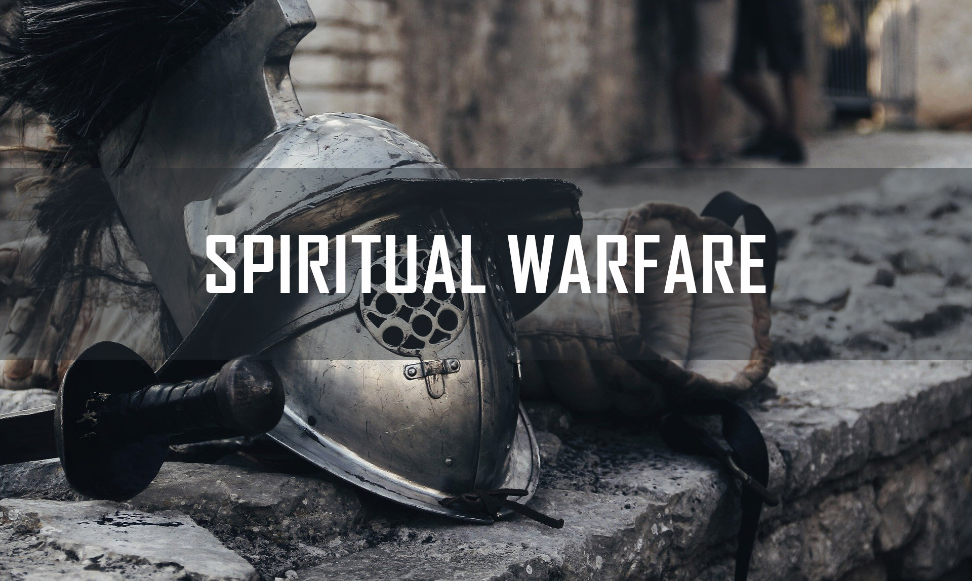 SPIRITUAL WARFARE <BR/> NICHOLAS PEREIRA