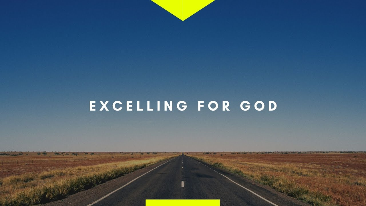 Excelling for God <br/> Thomas Gregory