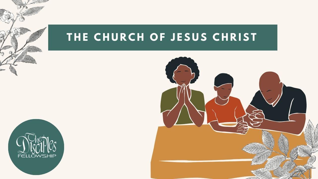 The Church of Jesus Christ <br/> Jacob K Mathai