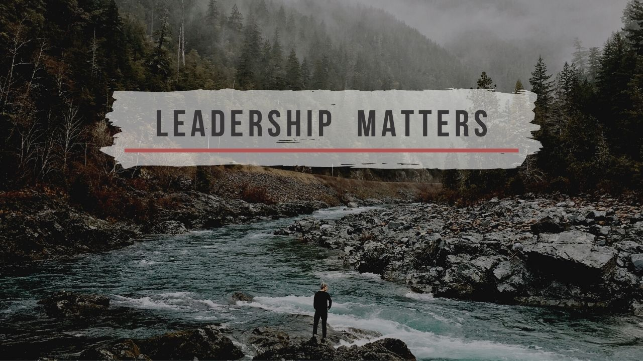 Leadership Matters <br/> Vinod Samuel