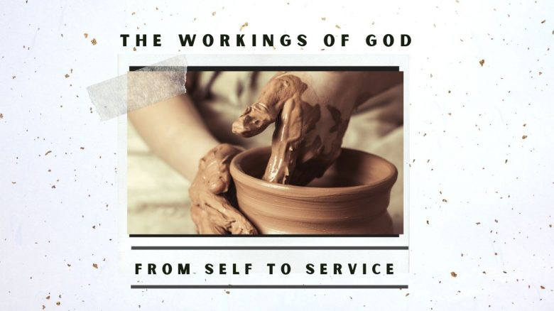 The Workings of God – From Self to Service <br/> Vinod Samuel